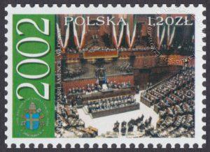 25 rocznica pontyfikatu Ojca Świętego Jana Pawła II - 3892