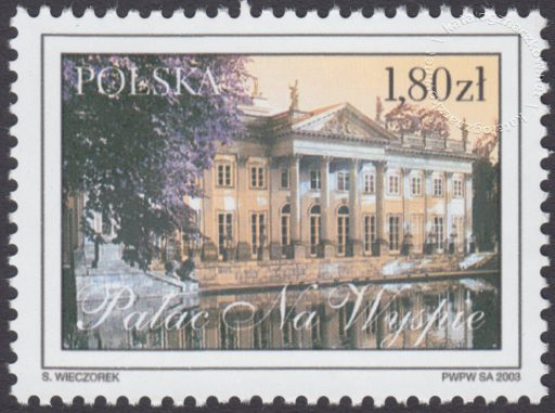 Łazienki Królewskie - 3903