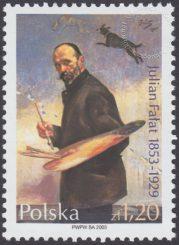 150 rocznica urodzin Juliana Fałata - 3915