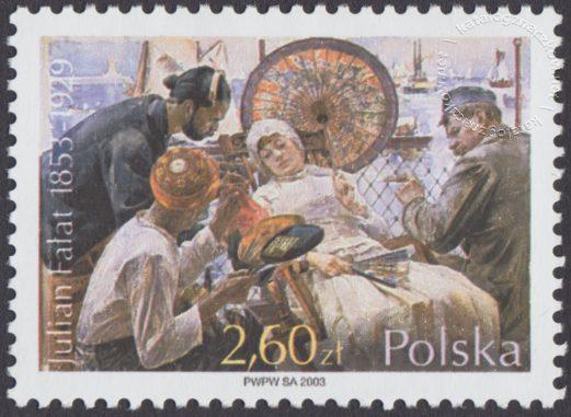150 rocznica urodzin Juliana Fałata - 3918