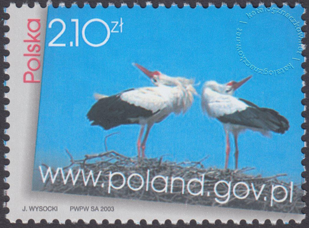 Internetowa Panorama Polski znaczek nr 3928