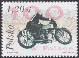 100 rocznica wyścigów motocyklowych w Polsce - 3925
