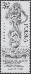 10 Konferencja rządowych producentów znaczków pocztowych - 3957ND