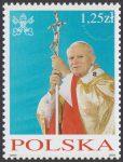 Osiem wizyt duszpasterskich Ojca Świętego Jana Pawła II w Polsce - 3963