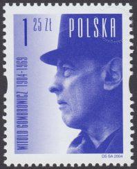 100 rocznica urodzin Witolda Gombrowicza - 3980