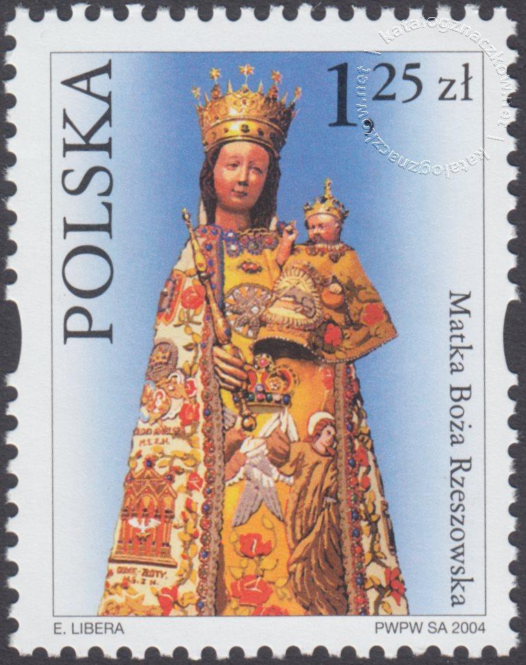 Sanktuaria Maryjne znaczek nr 3992
