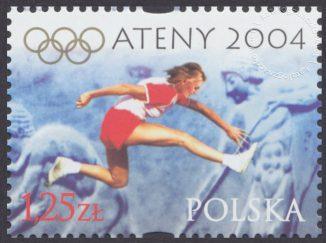 Igrzyska XXVIII Olimpiady Ateny 2004 - 3977