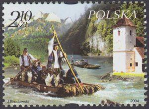 Flisacy na Dunajcu - 3999