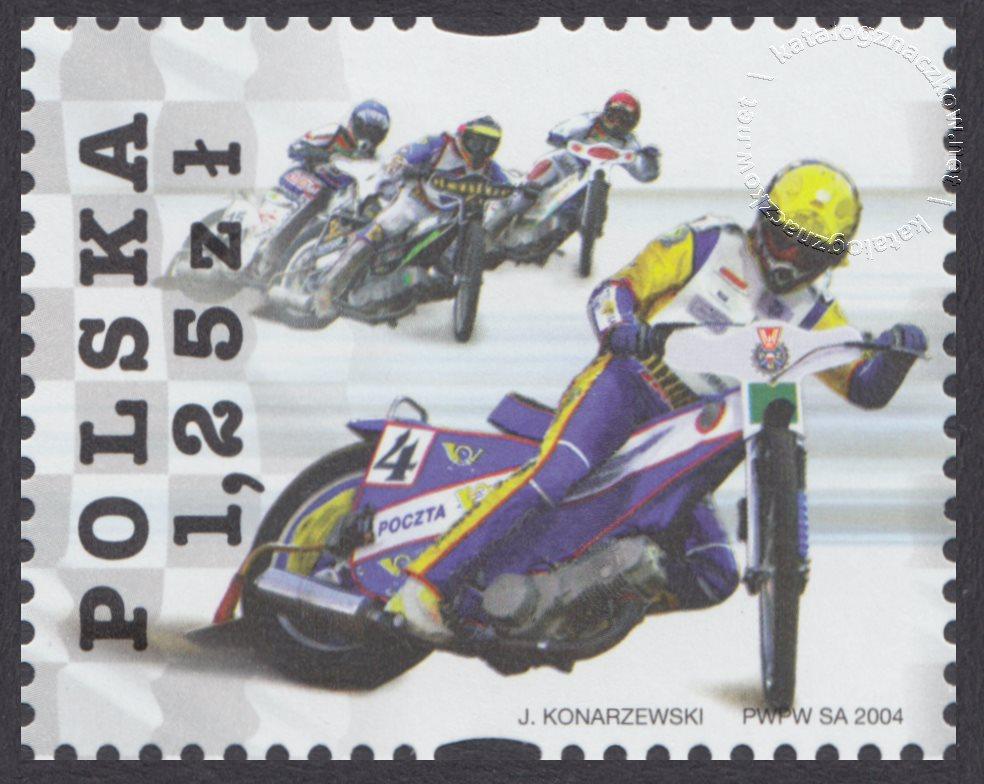 Sporty motorowe znaczek nr 4000