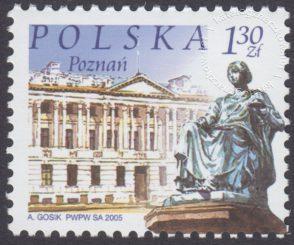Miasta polskie - Poznań - 4016