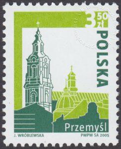 Miasta polskie - Przemyśl - 4032