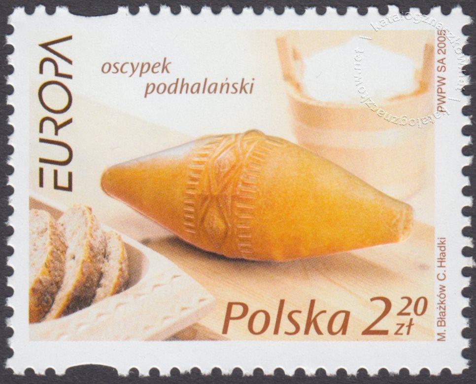 Europa – Gastronomia znaczek nr 4033