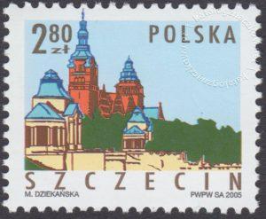 Miasta polskie - Szczecin - 4035