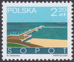 Miasta polskie - Sopot - 4040