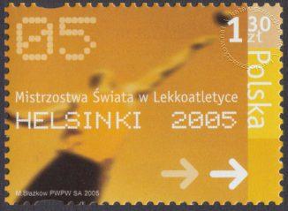 Mistrzostwa Świata w Lekkoatletyce Helsinki 2005 - 4051