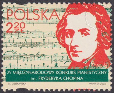 XV Międzynarodowy Konkurs Pianistyczny im. Fryderyka Chopina - 4057