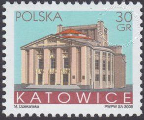 Miasta polskie - Katowice - 4062