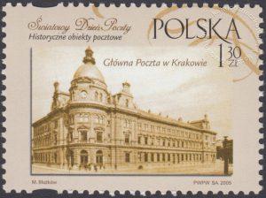 Światowy Dzień Poczty - Historyczne obiekty pocztowe - 4063