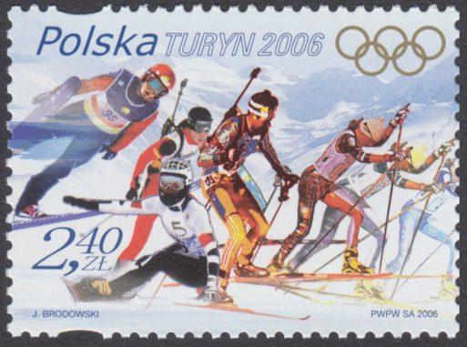 Zimowe Igrzyska Olimpijskie Turyn 2006 - 4077