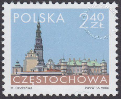 Miasta polskie - Częstochowa - 4088