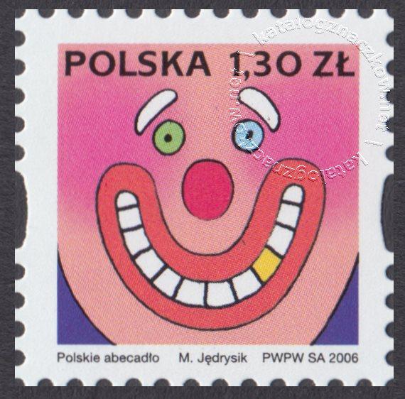 Polskie Abecadło znazek nr 4140