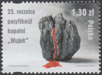 25 rocznica pacyfikacji kopalni Wujek - 4146