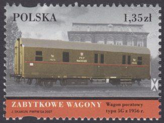 Zabytkowe Wagony - 4158