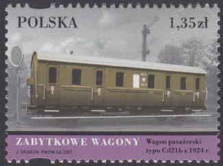 Zabytkowe Wagony - 4159