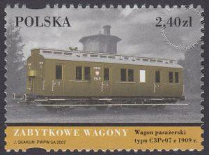 Zabytkowe Wagony - 4160