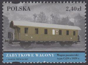 Zabytkowe Wagony - 4161