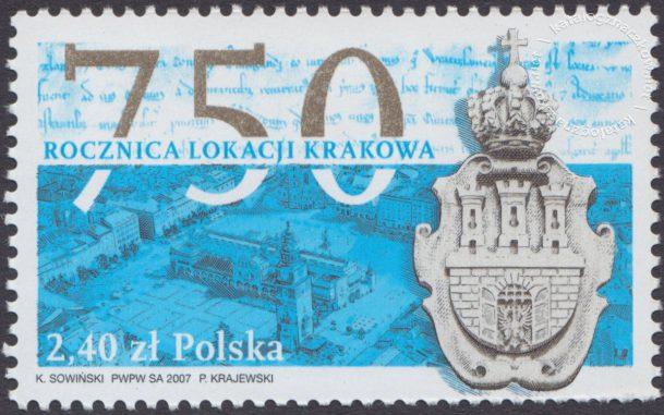 750 rocznica lokacji Krakowa - 4165