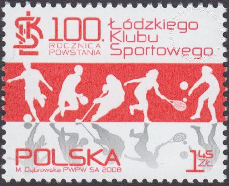 100 rocznica powstania Łódzkiego Klubu Sportowego - 4237