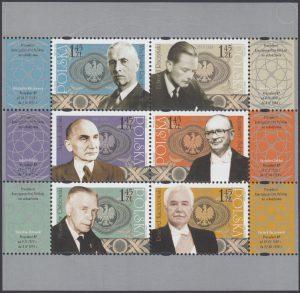 Prezydenci Rzeczypospolitej Polskiej na uchodźstwie ark. 4230-4235