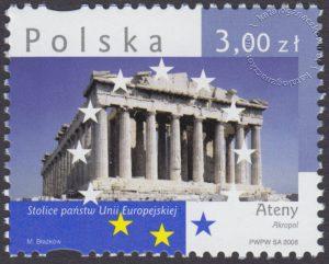 Stolice Państw Unii Europejskiej - 4245