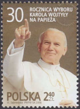 30 rocznica wyboru Karola Wojtyły na Papieża - 4251