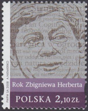 Rok Zbigniewa Herberta - 4254