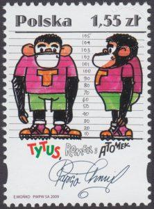 Tytus, Romek i A'Tomek - 4277