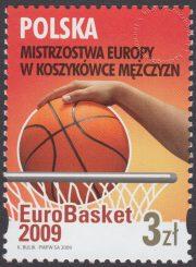 Mistrzostwa Europy w Koszykówce mężczyzna EuroBasket 2009 - 4297