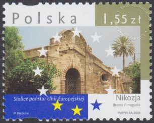 Stolice Państw Unii Europejskiej - 4301