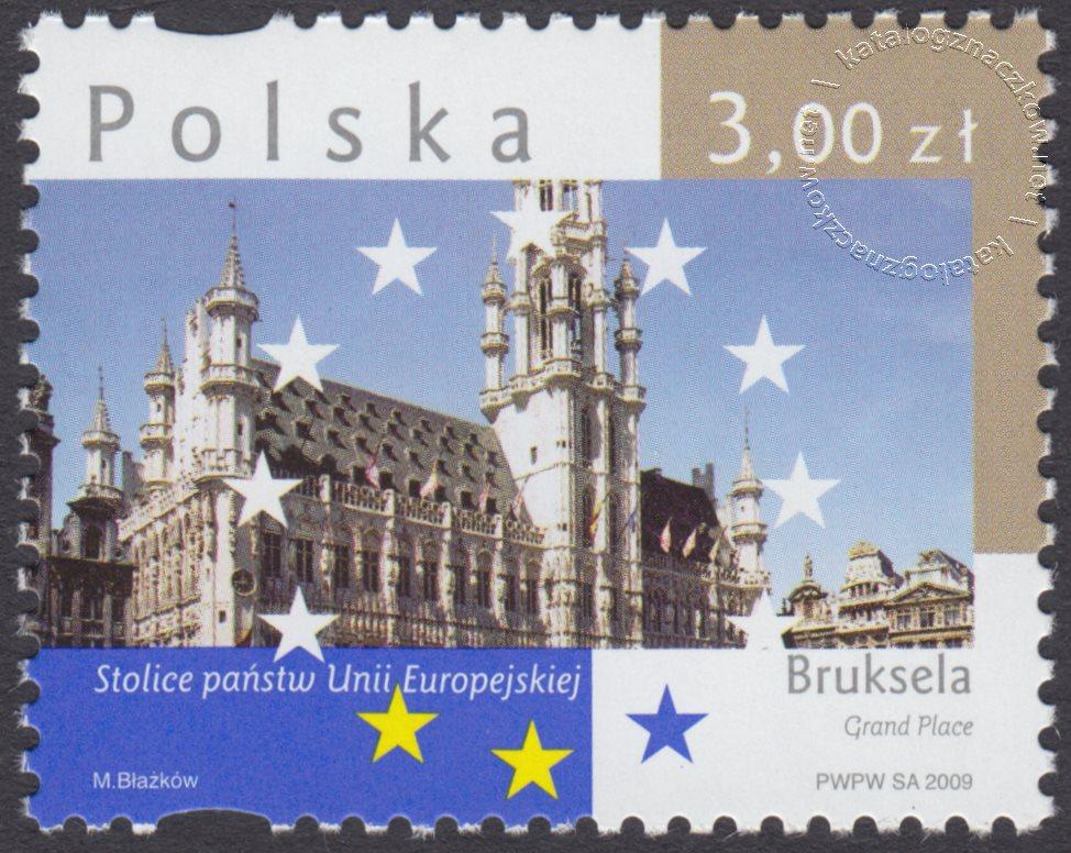 Stolice Państw Unii Europejskiej znaczek nr 4302