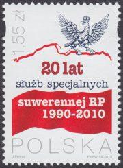 20 lat służb specjalnych suwerennej RP - 4330