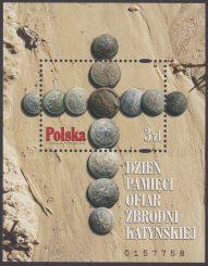 Dzień Pamięci Ofiar Zbrodni Katyńskiej - Blok 157