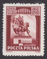Wydanie obiegowe - zabytki Krakowa - 363