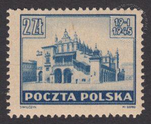 Wydanie obiegowe - zabytki Krakowa - 364