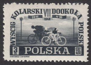 VII Wyścig kolarski dookoła Polski - 456