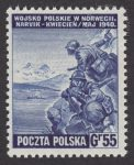 Polskie siły zbrojne w walce z Niemcami - znaczek nr L338