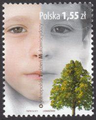 Ogólnopolski Tydzień Mukowiscydozy - znaczek nr 4359