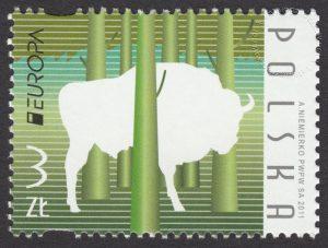 Europa - znaczek nr 4371