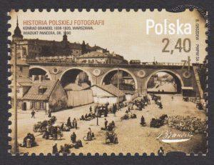 Historia polskiej fotografii - znaczek nr 4407