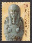 150 lat pierwszych odkryć w Egipcie - znaczek nr 4409